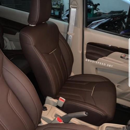 Foto Produk custom jok permanen suzuki all new ertiga model sesuai keinginan dari Limus Leather Seat