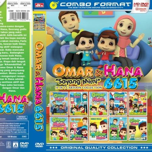 Foto Produk Omar Hana Sayang MiMi 8in 1:DVD Kaset Film [Collection] dari Sinar Dvd
