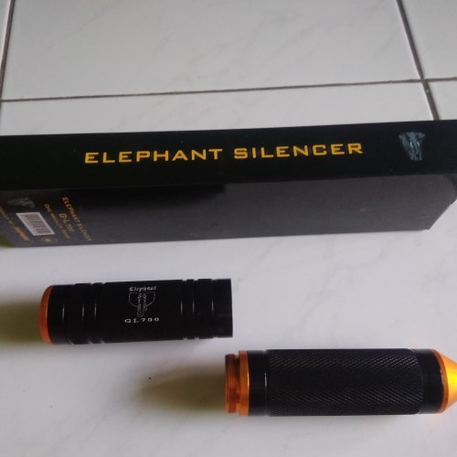 Foto Produk Peredam OD30 Elephant GL700/ Perdam Elephant GL 700 / Silencer a dari CIREBONHUNTINGSPORT