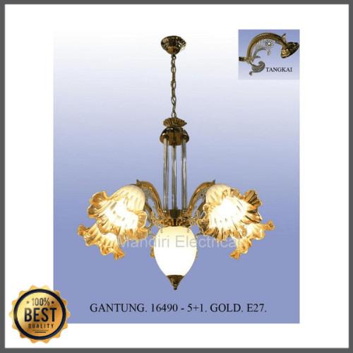 Jual Lampu Hias Gantung Minimalis Dekorasi Ruang Tamu 16490 5 1 Murah Jakarta Pusat Fahel Domani Tokopedia
