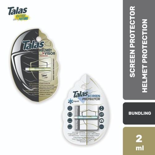 Foto Produk Talas - Screen Protector (Anti Gores Layar) & Helmet Protector dari Talas Official
