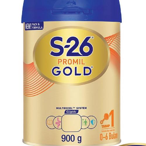 Foto Produk S26 Promil Gold Tahap 1 900gr dari SusuMurahOnline.com