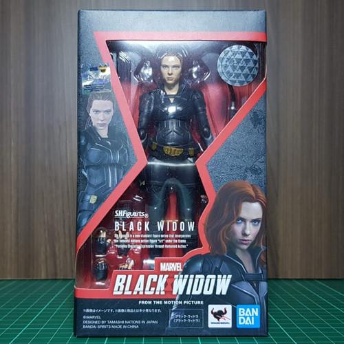 Foto Produk SHF Black Widow Marvel Black Widow Movie dari HSN OL Shop