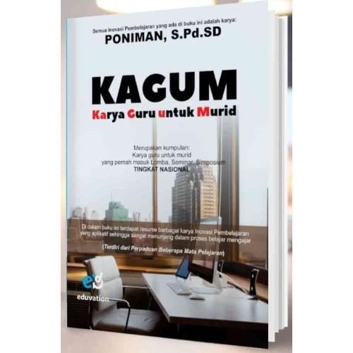 Foto Produk Buku KAGUM (KArya Guru Untuk Murid) dari IMANTIA STORE