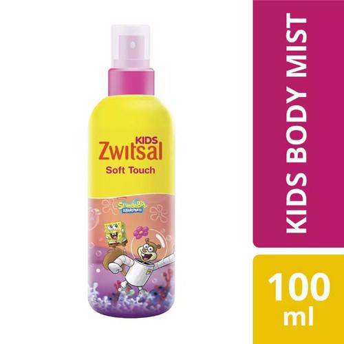 Foto Produk Zwitsal Kids Body Mist Pink Soft Touch 100ml dari Nic Shop