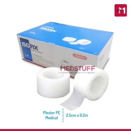 Foto Produk Plester Isofix 2.5cm x 9.2m Plester Luka dari Medstuff