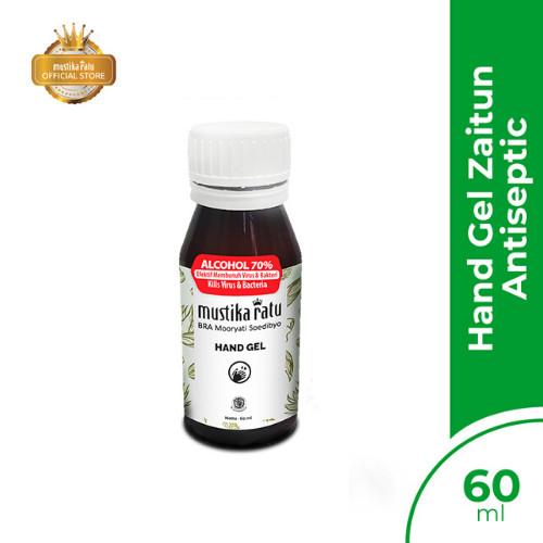 Foto Produk [Mustika Ratu] Hand Sanitizer Gel Aloe Vera dari Mustika Ratu