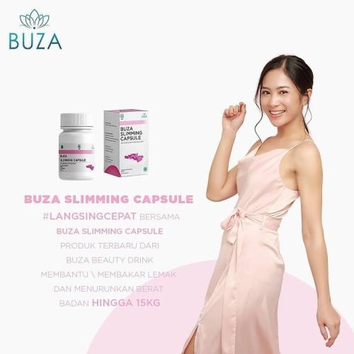 Foto Produk BUZA SLIMMING ORIGINAL BUNGA ZAINAL dari Bunga Skincare Tangerang