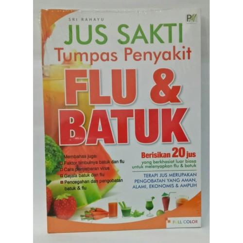 Foto Produk [HF] JUS SAKTI TUMPAS PENYAKIT FLU DAN BATUK dari Outoftheboox Bandung