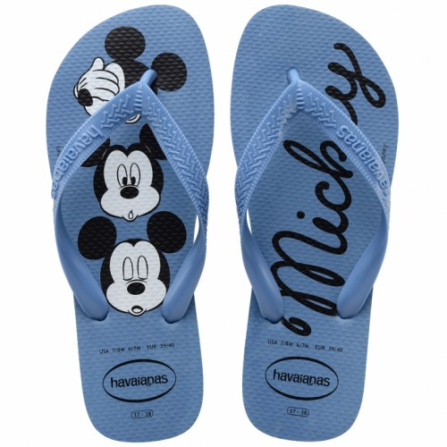 Foto Produk Havaianas Top Disney Cf 0057-Blue/Steel Grey - Biru, 43-44 dari Havaianas Official Shop