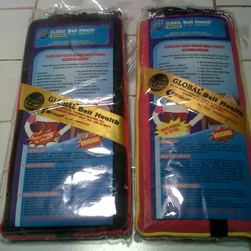 Foto Produk Bantal Panas Global / Health Pillow Kesehatan/ Terapi ASLI ORiGINAL dari Toko_KTB