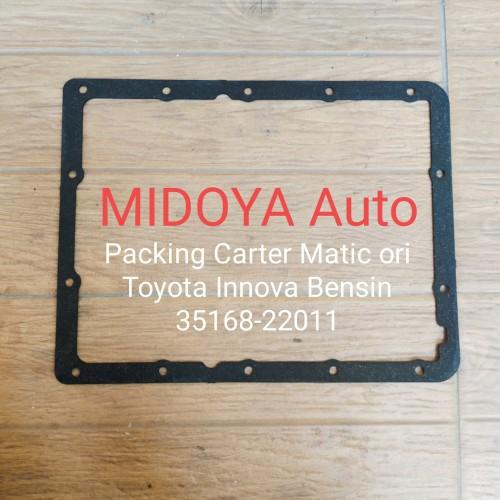 Foto Produk packing carter matic innova bensin ori dari midoya auto car