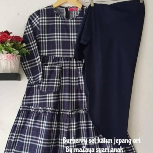 Jual Termurah Gamis Katun Jepang Premium Ori Jilbab Bahan Monalisa Ori Jakarta Barat Gilang Pakaiana Muslim Tokopedia