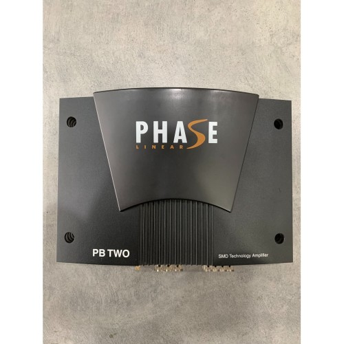 Foto Produk Power Amplifier Phase Linear PB TWO (2Ch) dari SterindoAutosound