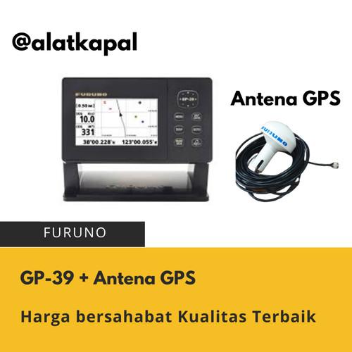 Foto Produk Furuno GPS GP-39 Pengganti GP-32 Bahasa Indonesia Harga Murah dari alatkapal