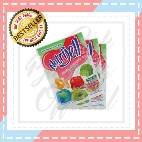 Foto Produk Nutrijell Jelly Jambu Biji 15g dari Jak Blessing Official