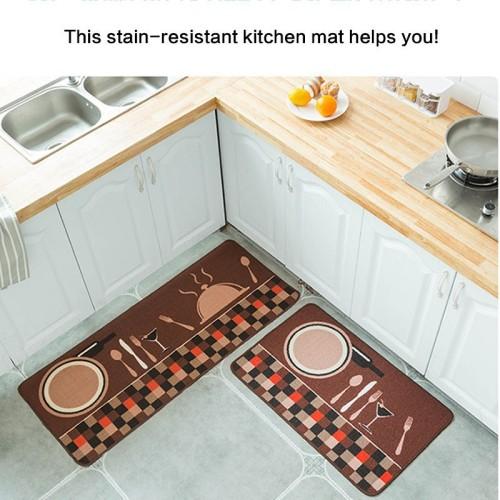 Jual Lovelyhome Kitchen Floor Mat