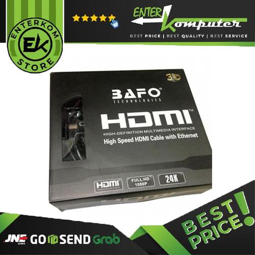 Foto Produk Kabel HDMI 10 Meter V1.4 Merk Bafo dari Enter Komputer Official