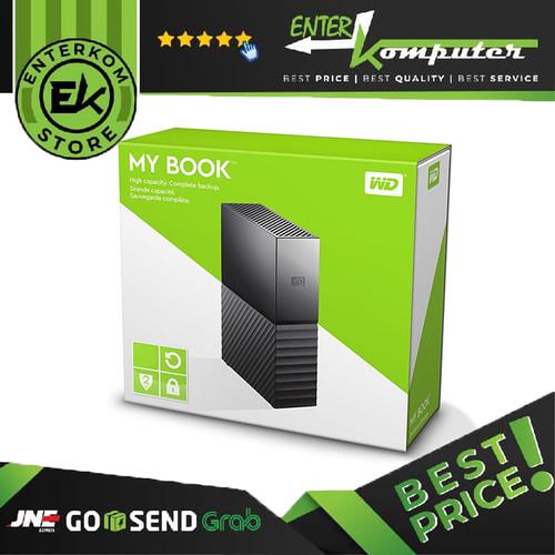 Foto Produk WD Mybook Personal Storage 4TB dari Enter Komputer Official
