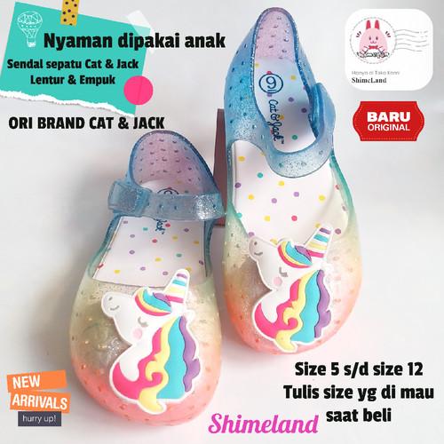 Foto Produk Sepatu Sandal Anak Perempuan Mini Mellisa Looks dari ShimeLand