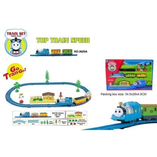 Foto Produk Train Thomas And Friends 3620 - Mainan Anak Track Kereta Api Set dari MAXSHOP-ONLINE