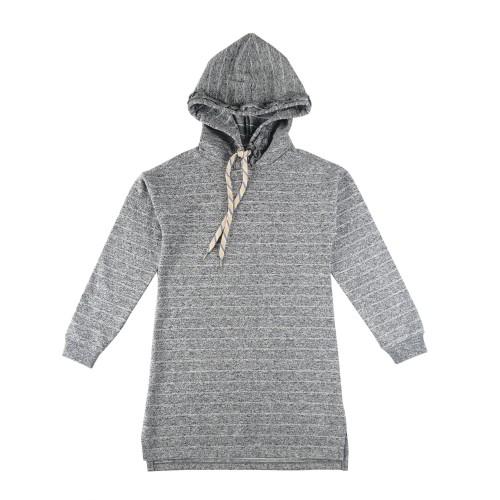 Foto Produk KIDS ICON - Dress Hoodie Anak Perempuan CURLY 4-14 Tahun - LY500600200 - 12-13 tahun dari Kids Icon