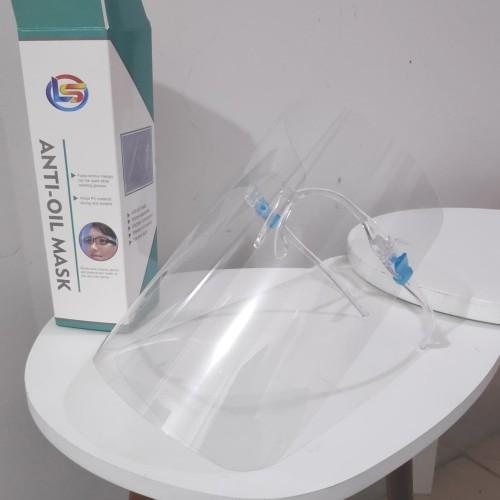 Foto Produk face shield kacamata nagita dari fashioniez