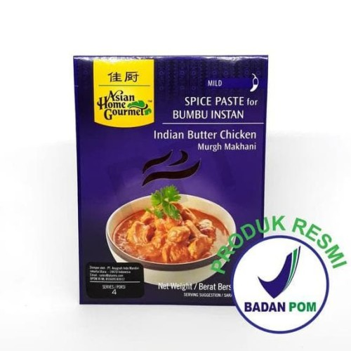 Jual Super Sale Asian Home Gourmet Ahg Indian Butter Chicken Jakarta Barat Felix Noel Tokopedia
