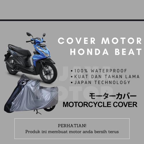 Foto Produk COVER MOTOR URBAN HONDA BEAT WATERPROOF SARUNG MOTOR SELIMUT MOTOR - Non Waterproof dari Nikiso