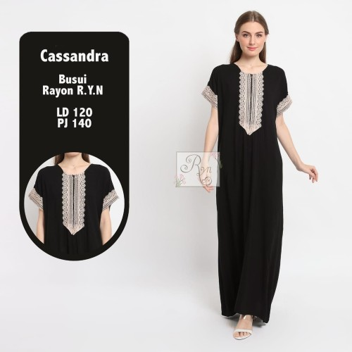 Foto Produk daster arab/india/dubai/turki ryn cassandra dress busui jumbo dari murmershops & fashion