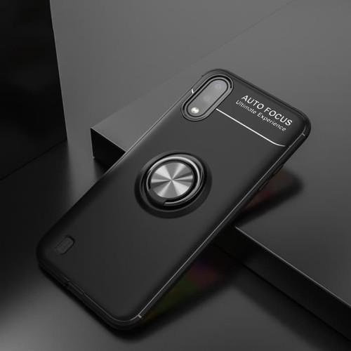 Foto Produk Samsung A01 iRing Invisible TPU Soft Case dari importking