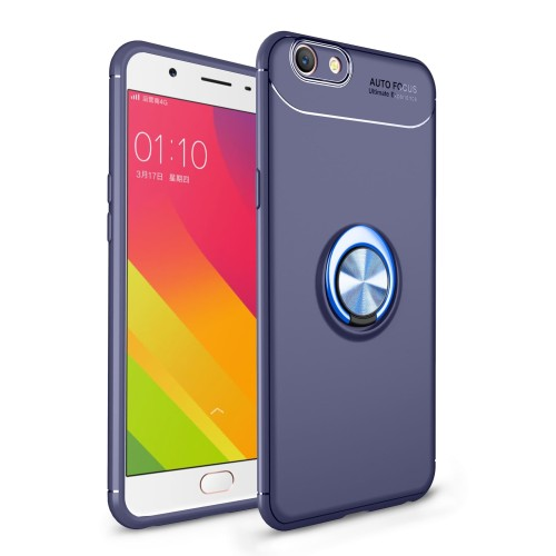 Foto Produk Oppo F1s fingerprint iRing Invisible TPU Soft Case dari importking