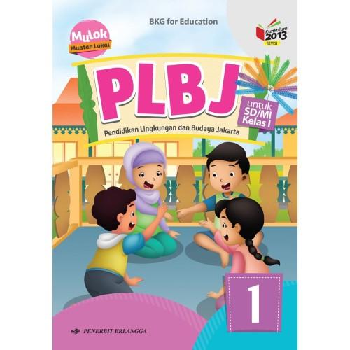Foto Produk PEND. LINGK. & BUDAYA JAKARTA (PLBJ) JL.1/K2013 dari Nu Lila Shop