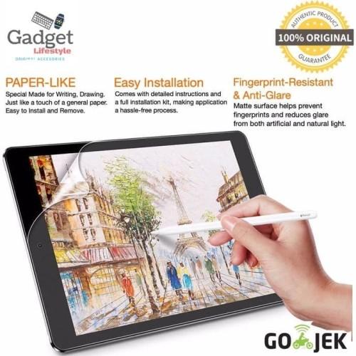 "Foto Produk Screen Guard iPad 7 10.2"" iPad Air 3 10.5"" ESR Paperlike Anti Gores dari societyacc"