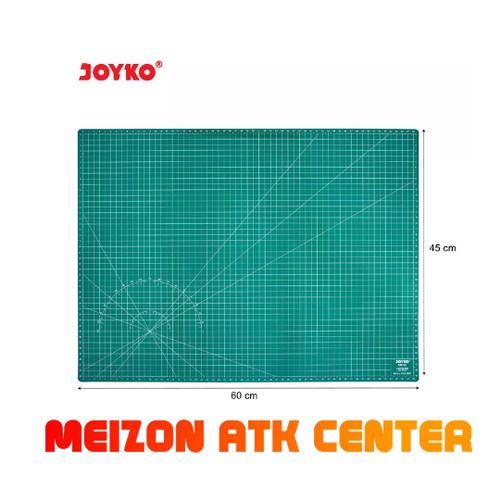 Foto Produk Joyko Cutting Mat Cuting Matt A2 Alas Potong Cutter (60 x 45 x 0.3 cm) dari MEIZON ATK CENTER