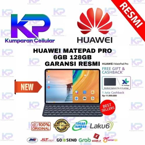 Foto Produk HUAWEI MATEPAD PRO 6GB 128GB GARANSI RESMI - Grey dari Kumparan Cellular