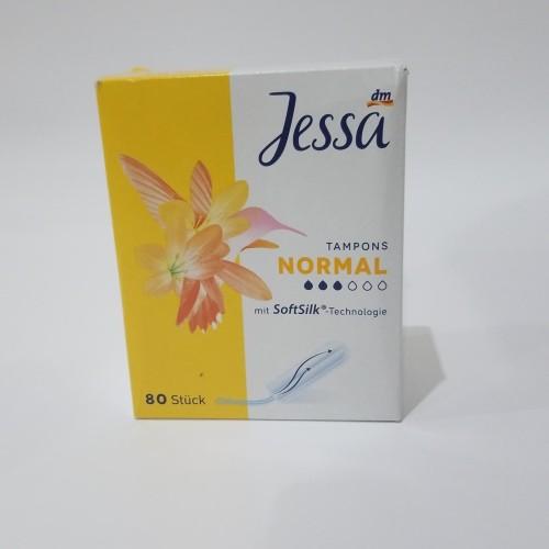 Foto Produk Tampon Jessa Normal 80 pcs dari Danke Dear