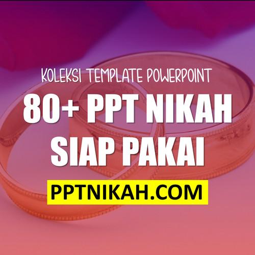 Jual Jual 82 Template Undangan Nikah Pernikahan Digital Ppt Powerpoint Sandubaya Yuks Beli Tokopedia