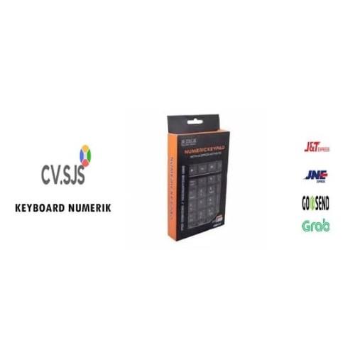 Foto Produk Numeric Pad M-tech Keyboard Numerik dari cvsjsindo