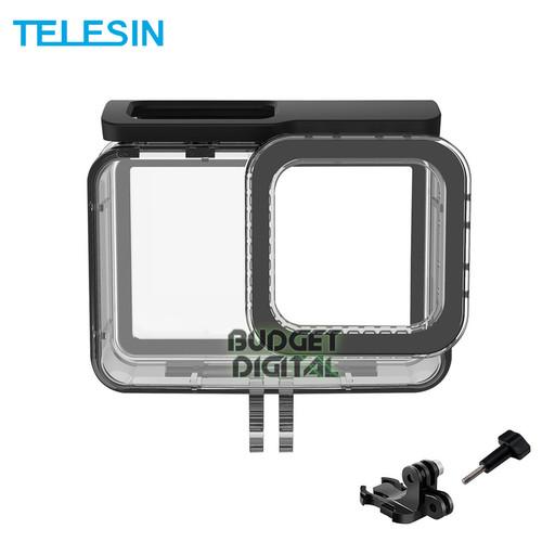 Foto Produk TELESIN Waterproof Housing Case 40M For Insta360 ONE R 4K dari BudgetDigital