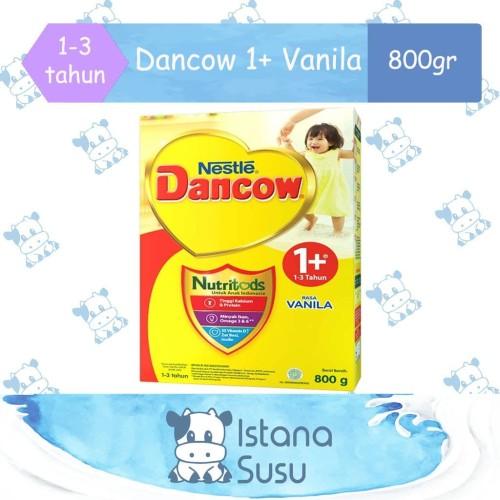 Foto Produk Dancow 1+ Vanila 800gr dari Istana Susu