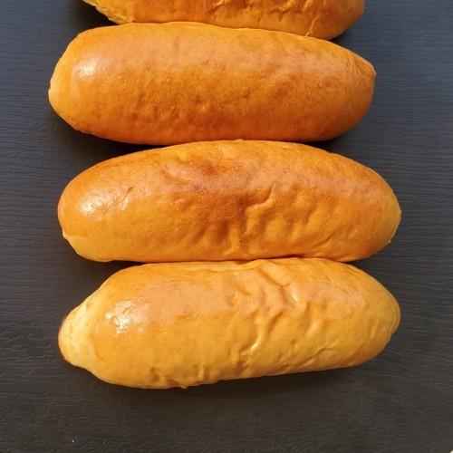 Foto Produk Light Brioche Hotdog Bun 80g dari cubecreamery