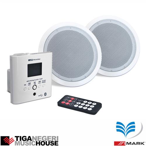 Jual Mark Audio Mwp 1 Ceiling Speaker Set With Amplifier And Bluetooth Kota Bandung Tiga Negeri Music House Tokopedia