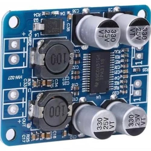 Foto Produk TPA3118D2 TPA3118 CLASS D HIFI SUBWOOFER DIGITAL POWER MONO AMPLIFIER dari mirorim