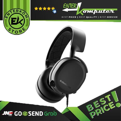 Foto Produk Steelseries Arctis 3 With 7.1 DTS Headphone:X Black/ White dari Enter Komputer Official