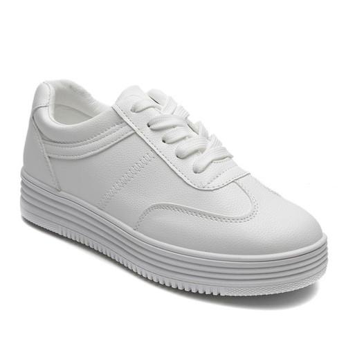 Foto Produk PVN Sepatu Sneakers Wanita Sport Shoes 288 - white, 37 dari PVN Official Store