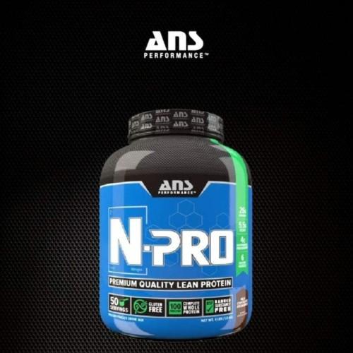 Foto Produk ANS N Pro Whey 4lbs dari Bestsportnutrition