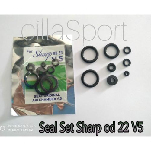 Foto Produk Seal Set V5 OD 22 dari cillaSport