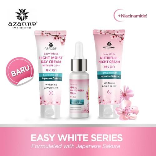 Foto Produk AZARINE EASY WHITE PAKET HEMAT dari Azarine Cosmetics