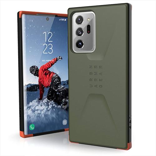 Foto Produk Case Samsung Note 20 Ultra / Note 20 UAG Civilian Ultra Thin - Olive, Note 20 Ultra dari Spigen Indonesia